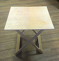 Стол складной из фанеры