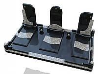 Мемориальный комплекс из гранита П - ЭМК 66