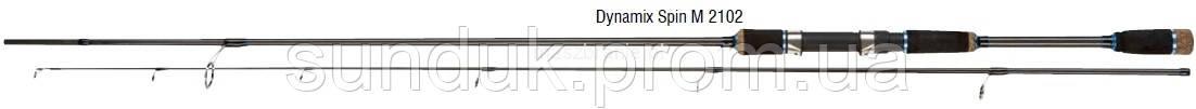 Спиннинг Konger Dynamix Spin M 240см (10-30гр)