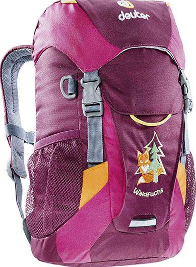 Детский рюкзак DEUTER Waldfuchs 3610015 5053 малиновый 10 л