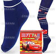 Детские качественные колготки Shuguan Cars-4 92-98-R.