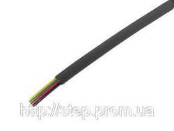ТС4-26ВК  Телефонный кабель 4 проводника, черный