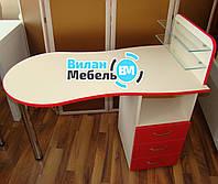 """Маникюрный стол """"Стандарт"""", комбинированный, фото 1"""