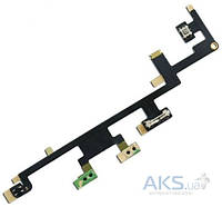 Шлейф для Apple iPad 3 / iPad 4 с кнопкой включения и кнопками регулировки громкости