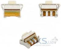 Кнопка Samsung B7722/ C3312/ C3330/ S5610/ S5830/ S6102/ S6802/ S5830i/ C3782/ E2530/ C3752 (звук)