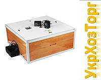 "Инкубатор""Курочка ряба"" 80 яиц,с вентилятором, автоматический переворот,цифровой терморегулятор"