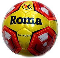 Мяч футбольный №5 Roma Original Red (полиуретан)