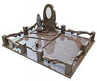Мемориальный комплекс из гранита П - ЭМК 78