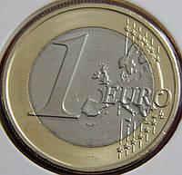Монета Латвии. 1 евро  2014 год.