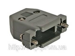Корпус DP-15C для разъема D-Sub 15/26 контактов