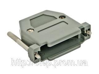 Корпус DPT-25C для разъема D-Sub 25/44 контакта с удлиненными винтами