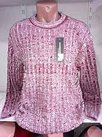Мужской качественный осенний свитер 50-54 рр