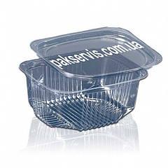 Упаковка для салатов, полуфабрикатов и соусов