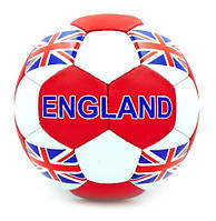 Мяч футбольный №5 England пвх 5 слоев
