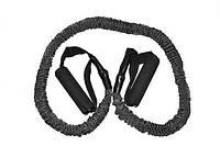 Эспандер для фитнеса в тканевом защитном рукаве 9 кг (латекс)