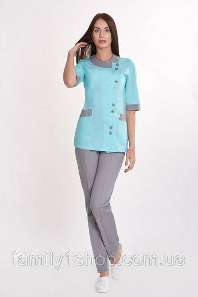 7992dda60ac Медицинский костюм женский Венеция