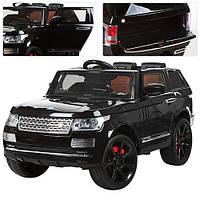 Детский электромобиль Джип Range Rover 6628 черный ***