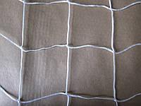 Оградительная защитная сетка (4,5мм шнур) белая