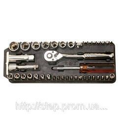 Набор головок и насадок с рукояткой 8PK-227 Pro'sKit