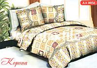 """Комплект постельного белья  2-х  спальный бязь """"Корона"""" (кп2б)"""