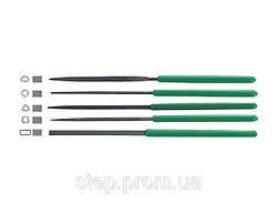 Набор надфилей с рукоятками (5 шт.) Pro'sKit 8PK-605A