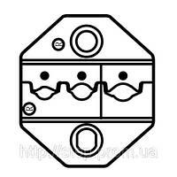 Матрица CP-236DR для обжима изолированых клемм Pro'sKit
