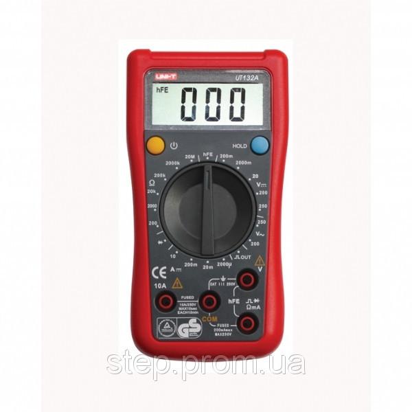 Цифровой мультиметр UNI-T UTM 1132A (UT132A)