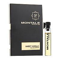 Montale Sweet Vanilla - Парфюмированная вода (Оригинал) 2ml (пробник)
