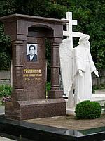 Мемориальный комплекс из гранита П - ЭМК 93