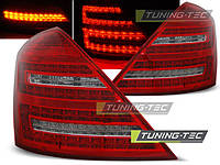 Диодные фонари Mercedes W221 2005-2009