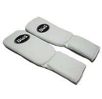Защита стопы и голени BWS (эластан) белая