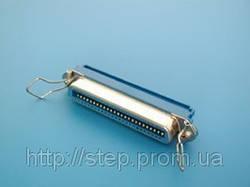 Роз'єм CENI-50F — розетка 50 контактів для наколки на шлейф