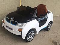 Детский электромобиль BMW RX5188  белый ***