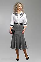 Интересная модная женская юбка