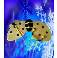 Карнавальные крылья,крылья пчелки, купить оптом и розницей,MK 1408 KRK-0005