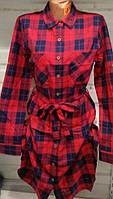 Женское платье строгое весна трикотаж оптом