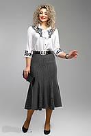 Эффектная и модная юбка
