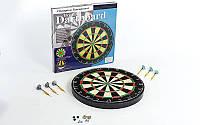 Дартс профессиональный (сизаль) (45 см) ZL Tournament