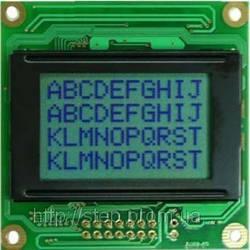 ЖК индикатор BC 1004 AGPGCWb, 10 симв., 4 строки