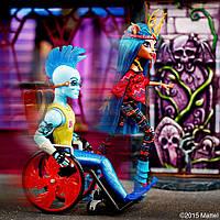 Кукла Финнеган Вэйк обмен монстрами Monster High Monster Exchange Program Finnegan Wake Fan Vote