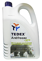 Антифриз TEDEX Antifreeze -37°С (синий) 5л