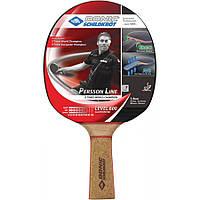 Ракетка для настольного тенниса Donic Persson 600 с пробковой накладкой на ручке