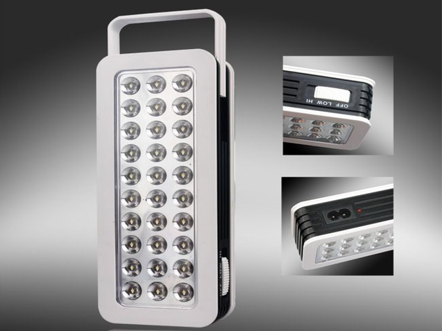Аккумуляторные светильники светодиодные