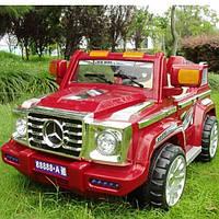 Детский электромобиль Mercedes BB 905, красный***