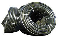 Труба д. 40 х 3,0 мм PN10 ПЭ 80 черная Данапласт