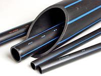 Труба д. 20 х 2,0 мм PN10 ПЭ 80 черная Данапласт