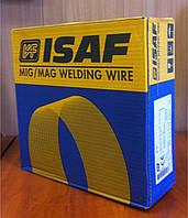 Сварочная проволока ISAF (ER 70S-6) д0.8 (кассета 5кг)