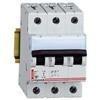 Автоматический выключатель Legrand трехполюсный 10A