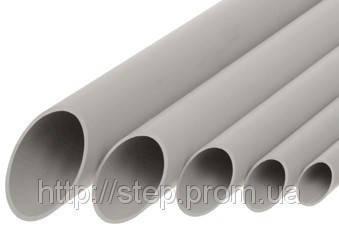 Труба гладкая ПВХ d=16мм (электроустановочная)