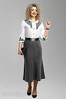 Изысканная стильная женская юбка